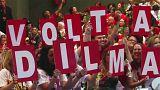 Brasile, in Senato l'ultima fase della procedura di impeachment per Dilma Rousseff