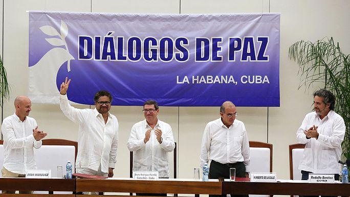 Колумбия вступила в новую эру