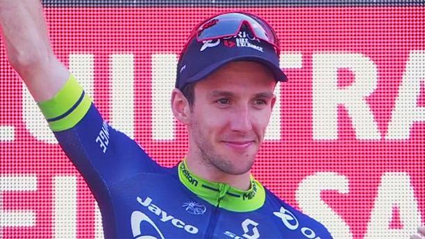 Tour d'Espagne : Simon Yates en costaud