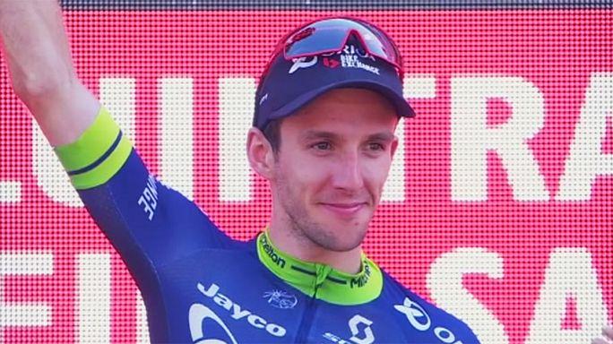 La Vuelta'da 6. etaba Yates damgası