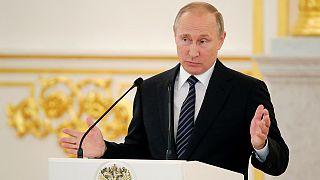 پوتین: محرومیت ورزشکاران روس از پارالمپیک ریو غیراخلاقی است