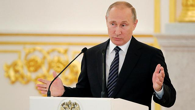 بوتين ينتقد إقصاء بلاده من الألعاب البارالمبية