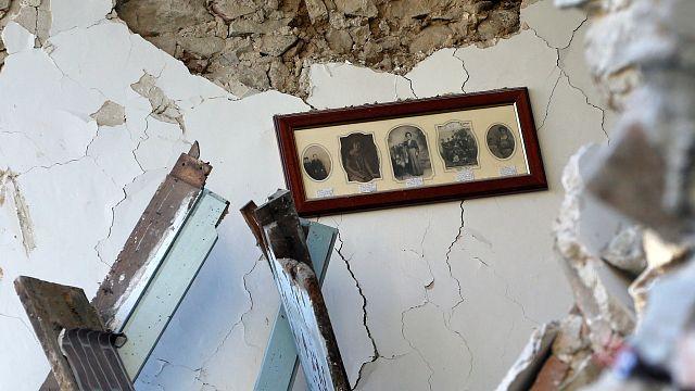İtalya'daki depremden kurtulanlar o geceyi anlatıyor