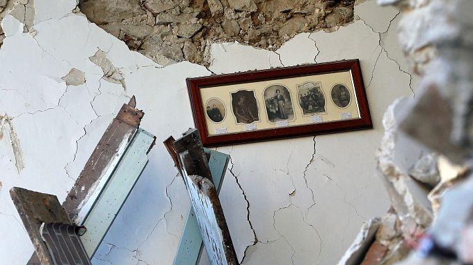 Tremblement de terre en Italie: témoignage de Luigi, rescapé de la catastrophe