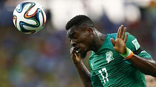 PSG's Aurier returns to Ivory Coast squad for crucial AFCON 2017 qualifier