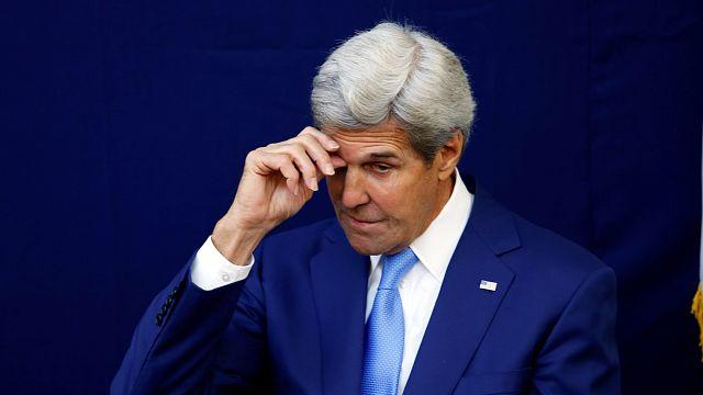 Переговоры Лаврова и Керри:на повестке дня Сирия