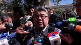 Bolivien: Vize-Innenminister bei Protesten getötet