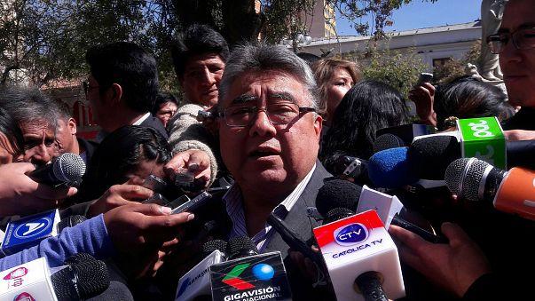 Bolivya'da grevdeki madenciler İçişleri Bakan Yardımcısı'nı öldürdü