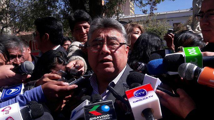 Un ministre séquestré et battu à mort par des manifestants en Bolivie
