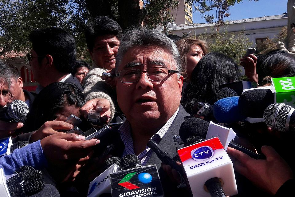 Bolivian politician 'beaten and tortured to death' by striking miners