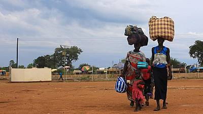 South Sudan: UN now counts close to 1 million refugees