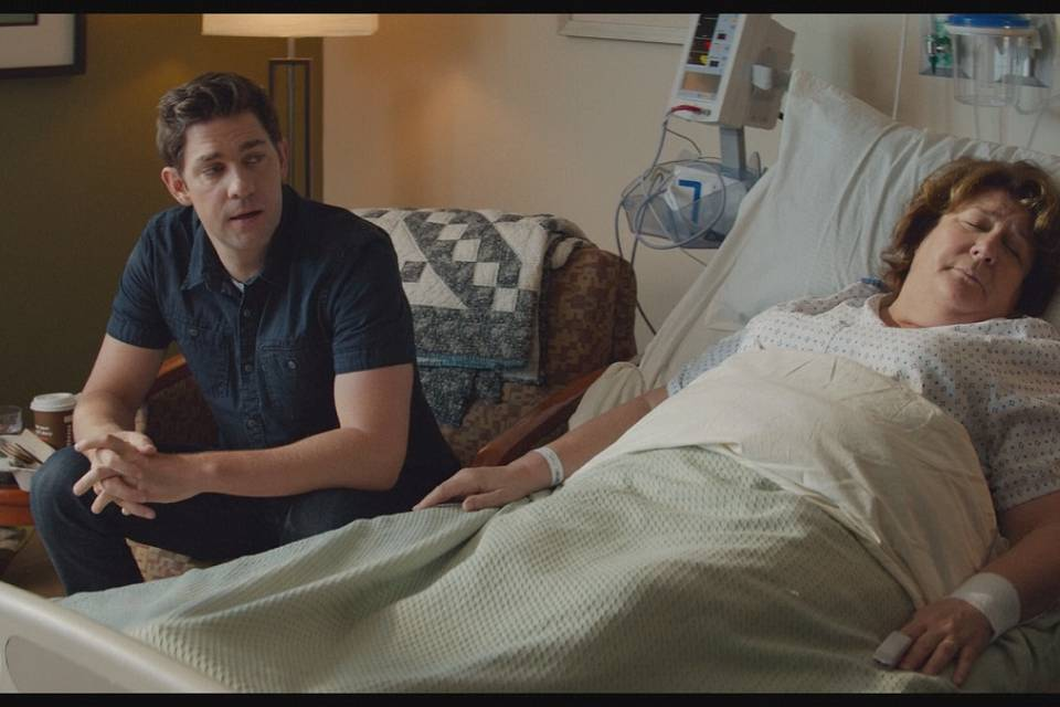"""The Hollars"" puts family back in the movie spotlight"