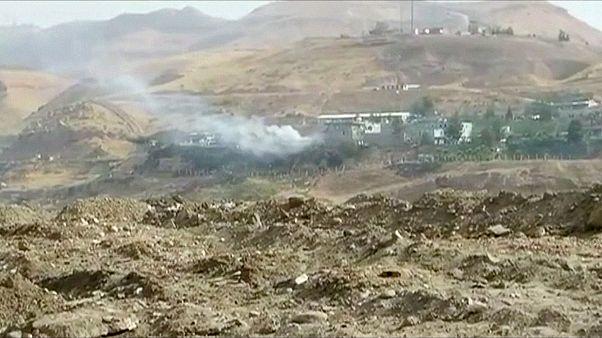 """PKK-nahe Gruppe bekennt sich zu Anschlag von Cizre - Regierung der Türkei spricht von """"totalem Krieg gegen den Terrorismus"""""""