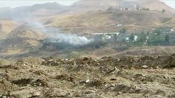 Al menos once muertos en un atentado a una comisaría con camión bomba en Turquía