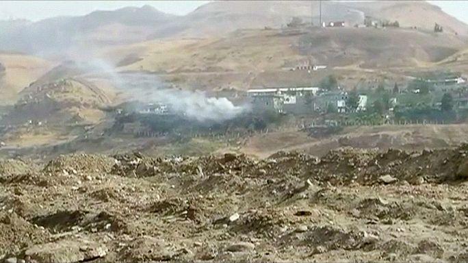 Turkey: car bomb targeting Cizre police HQ kills at least 11 people