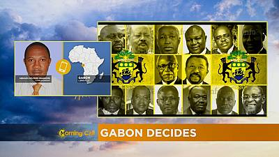Gabon decides [The Morning Call]