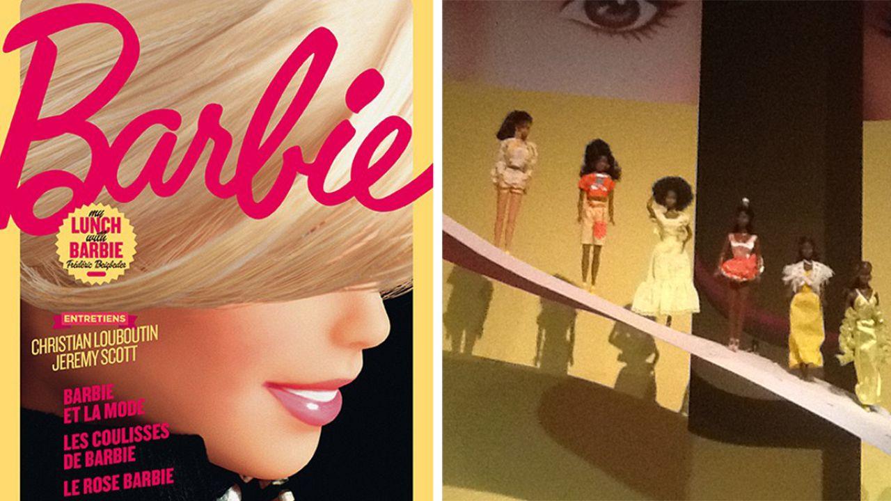 Barbie n'est pas qu'une poupée mannequin