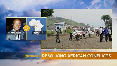 Résoudre les conflits africains [The Morning Call]