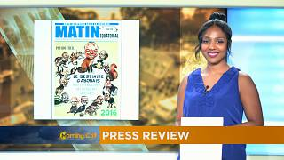 Press Review of August 26, 2016 [The Morning Call]