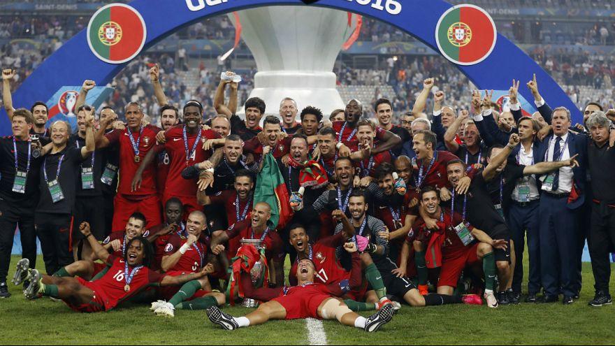 Portugal rumo ao Mundial2018: Ronaldo de fora, Cancelo e André Silva estreiam-se