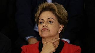 Impeachment trial of Brazil's suspended president Rousseff enters second day