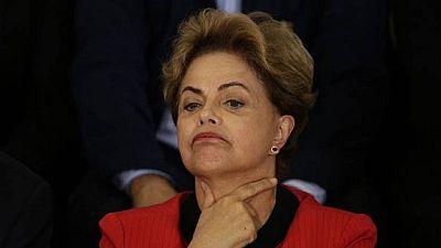 Des témoins à la barre dans le cadre du procès de Dilma Rousseff