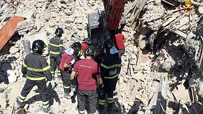 Italy declares state of emergency in quake affected areas