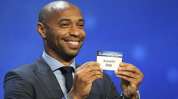 Belgio: Thierry Henry nello staff del nuovo ct Roberto Martinez