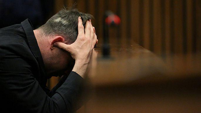 Pistorius-ügy: nem emelik tovább a büntetést, hiába kéri az ügyészség