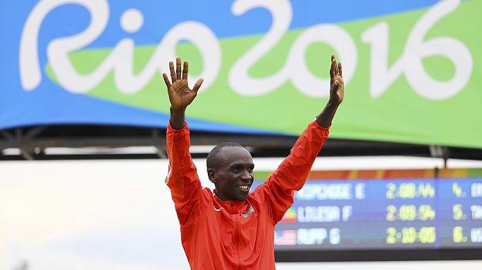 Kenya Olimpiyat Komitesi'ne kapama cezası