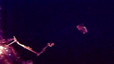 """Rückflug erfolgreich: Raumfrachter """"Dragen"""" ist zurück auf der Erde"""