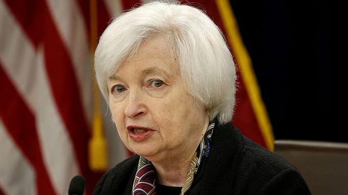 Глава ФРС намекнула на скорое повышение учетной ставки