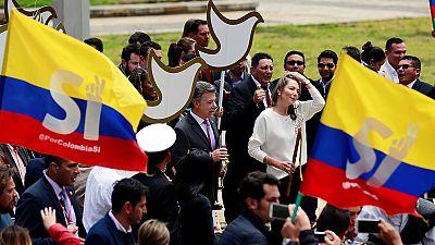 """Adriana Benjumea: """"Incluiremos a las FARC en las reformas políticas y sociales para un país mejor"""""""