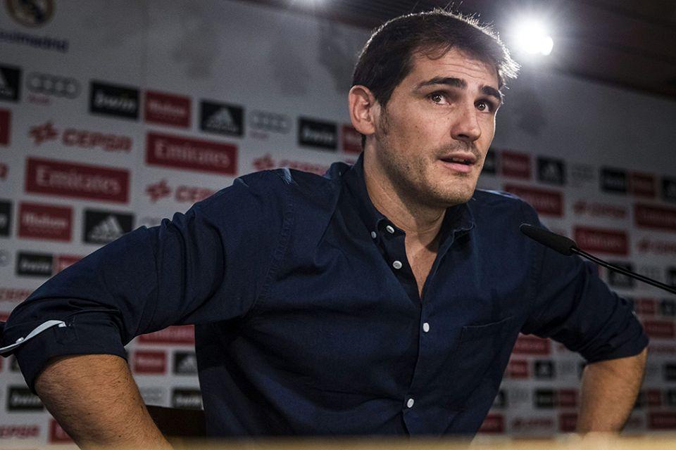 Casillas left out of Spain squad