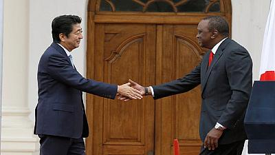 Japan PM in Kenya for Africa-Japan conference on Development