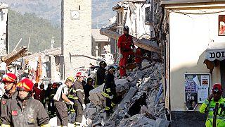 Sisma in Italia, sabato ad Ascoli Piceno i funerali delle prime vittime