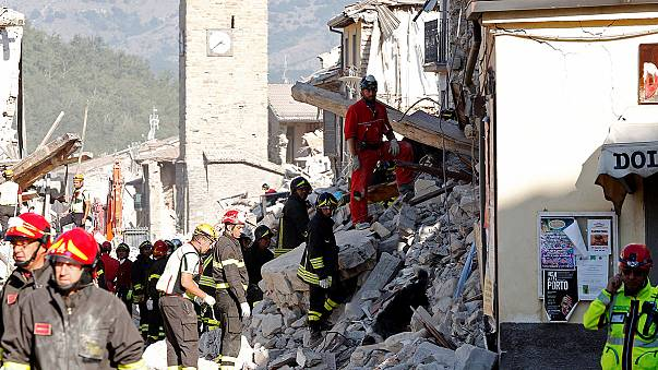 State funeral for Italy quake victims