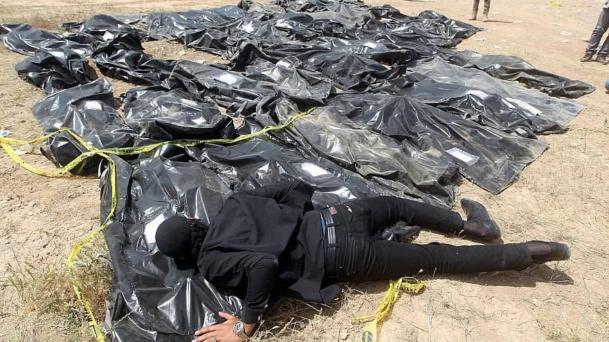 Image: FILES-IRAQ-CONFLICT-UN-MASS-GRAVES