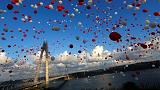 Turchia: aperto il ponte più largo del mondo
