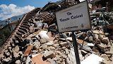 """Terremoto en Italia: """"Necesitamos ayuda económica para superar este desafío"""""""