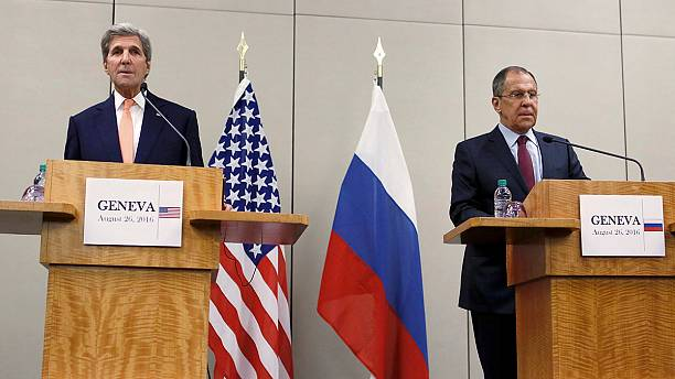 US and Russia report progress but no deal reached on Syria