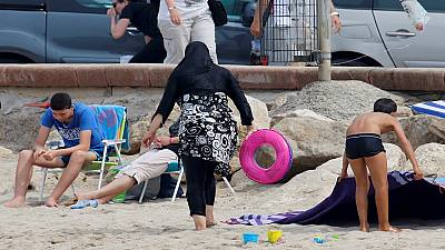 Burkini ban suspended by top French court