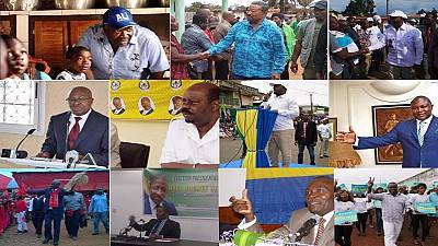 2016 Gabon Election: 11 candidates running for president