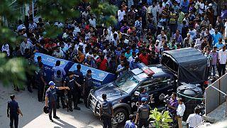 La policía de Bangladesh mata al presunto cerebro del ataque contra un restaurante de Dacca en julio