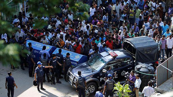 Bangladeş'te Gülşen bölgesindeki saldırının sorumlusu öldürüldü