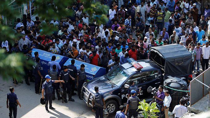 """قوات الأمن البنغالية تقتل 3 """"إسلاميين متطرفين"""" في دَكَا"""