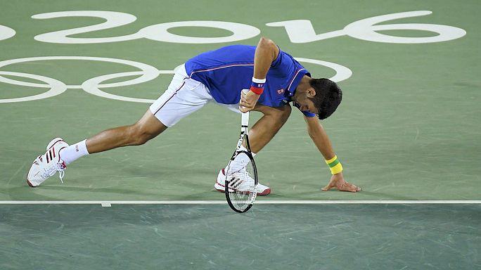 ديوكوفيتش يسابق الزمن بسبب إصابته قبل خوض منافسات بطولة أمريكا المفتوحة