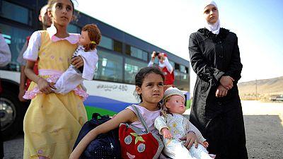 Syrie : rebelles et civils évacués, Deraya est à nouveau sous contrôle syrien