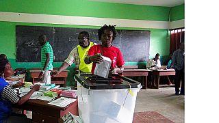 Vote counting underway in Gabon
