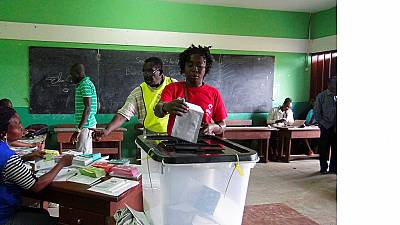 Vote counting underway in Gabon